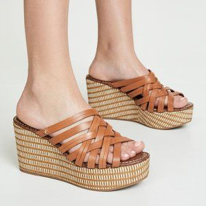 Sam Edelman Devon Wedge Slide Sandals